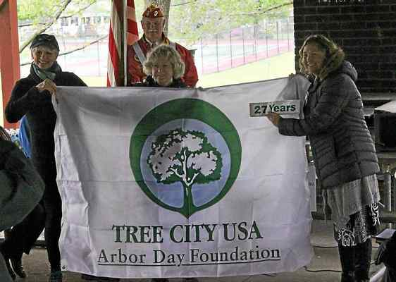 West Chester PA Named TreeCityUSA